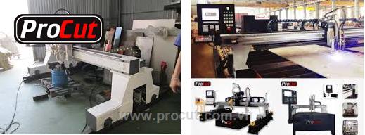 Máy cắt sắt CNC Plasma, Máy Cắt Nhôm CNC Plasma