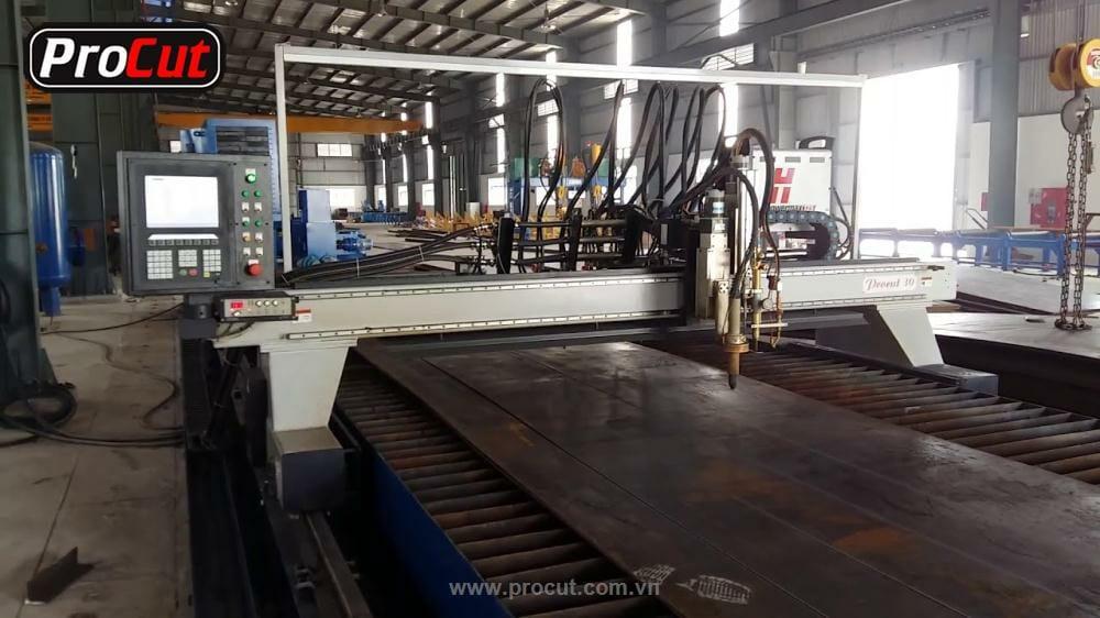 Báo giá máy cắt plasma cnc tại Hà Nội