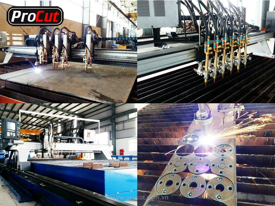 Đánh giá máy cắt plasma CNC ProCut