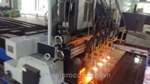 Giá máy cắt sắt plasma cnc năm 2018