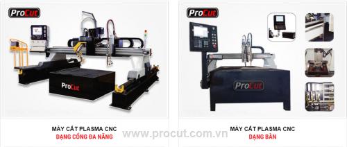Giá máy cắt sắt plasma CNC tại Procut®