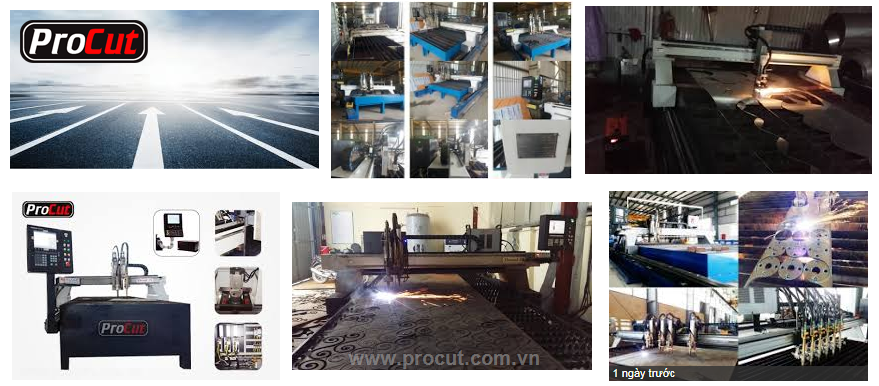 Máy Cắt CNC Plasma Giá Bao Nhiêu ?