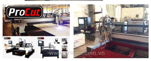 Máy cắt tôn công nghiệp thép tấm
