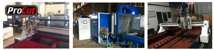 Bán máy cnc cắt kim loại chất lượng cao tại Việt Nam