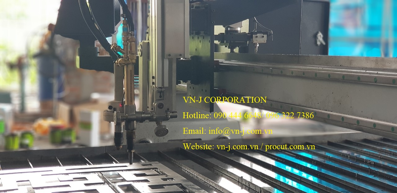 Mỏ cắt máy cắt Plasma CNC