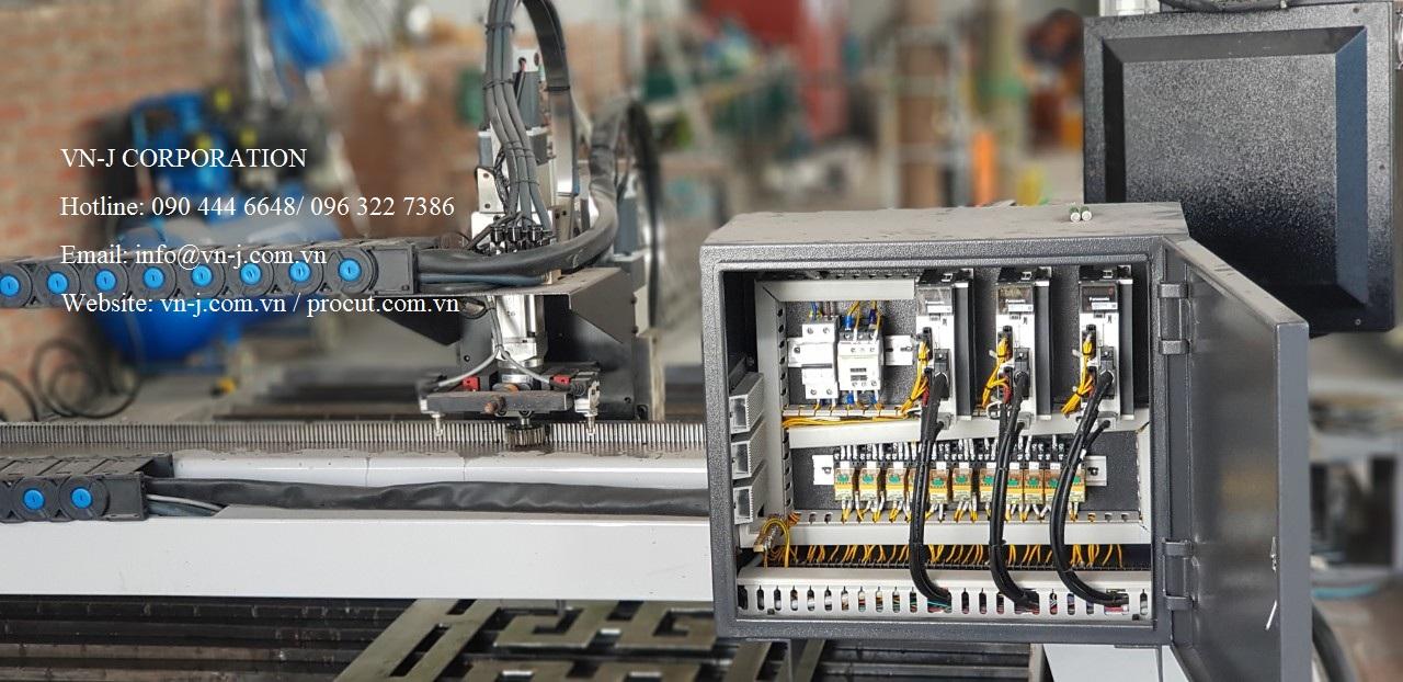Tủ điện của máy cắt Plasma CNC Procut 21G