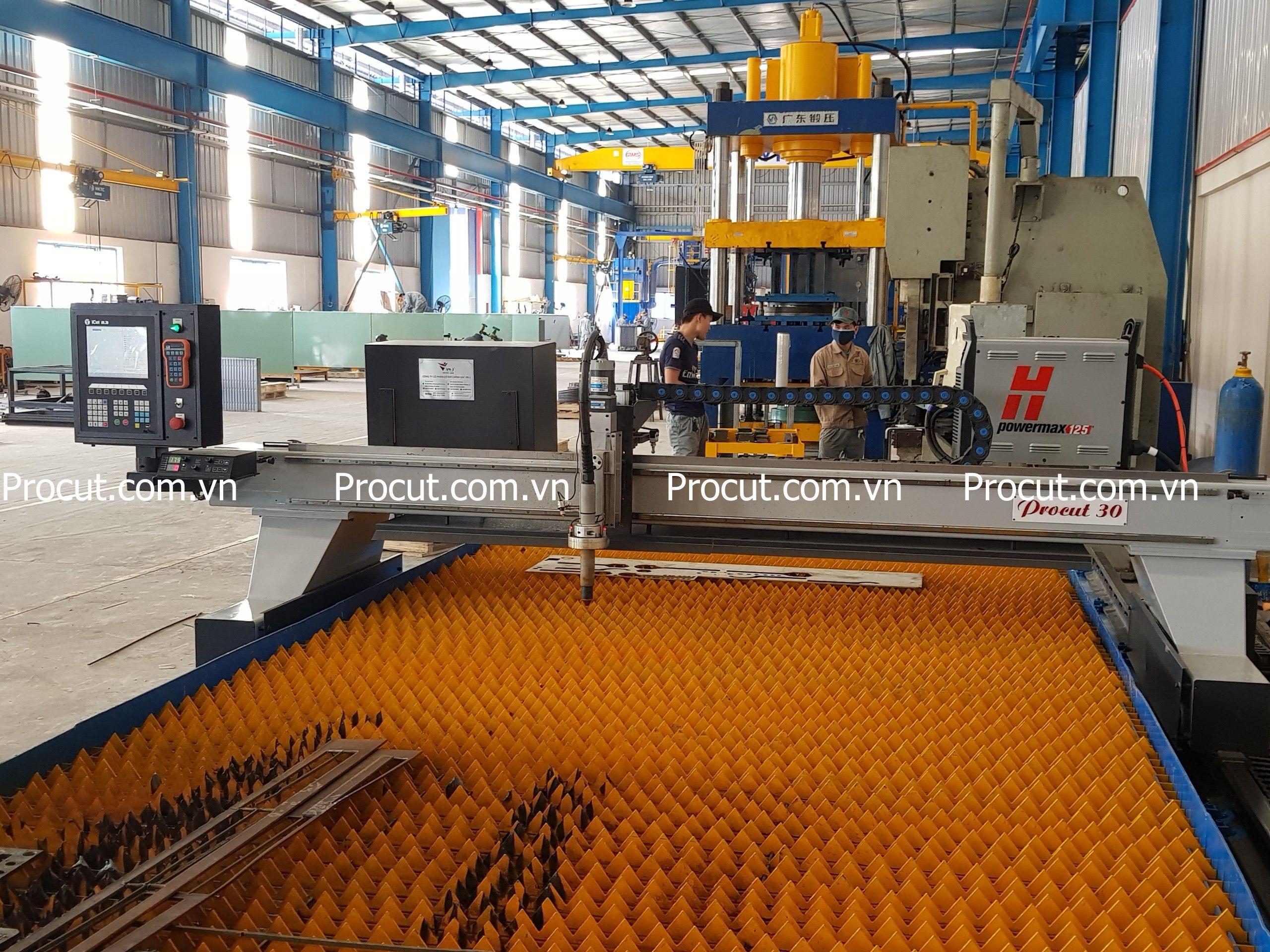 Máy cắt Plasma CNC Procut 30